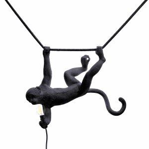 małpa wisząca monkey seletti