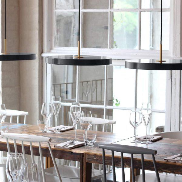 lampy nad stół skandynawskie Asteria Umage
