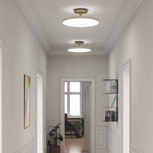 plafony asteria w korytarzu