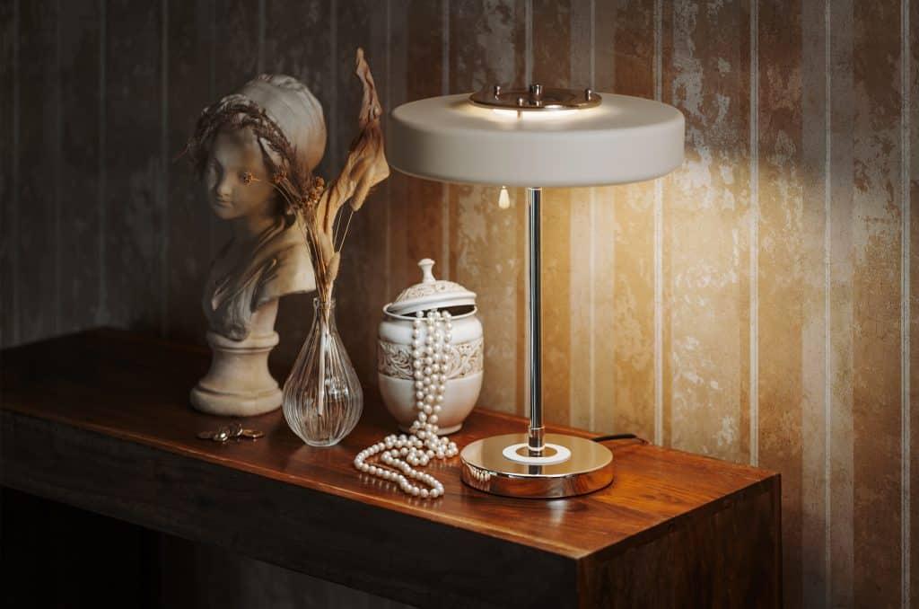 lampy stołowe pallero