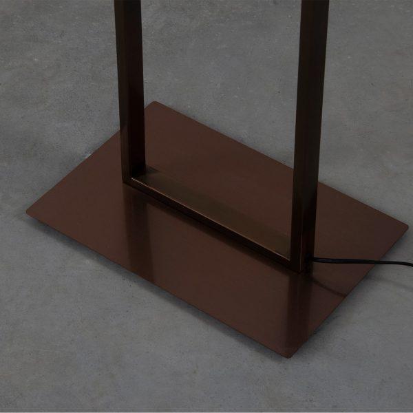 podstawa lampy podłogowej pallero macan