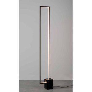 lampa na podłogę led