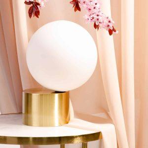 lampa na stole roshe pallero