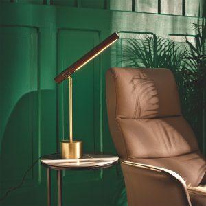 stołowa lampa design pallero polo