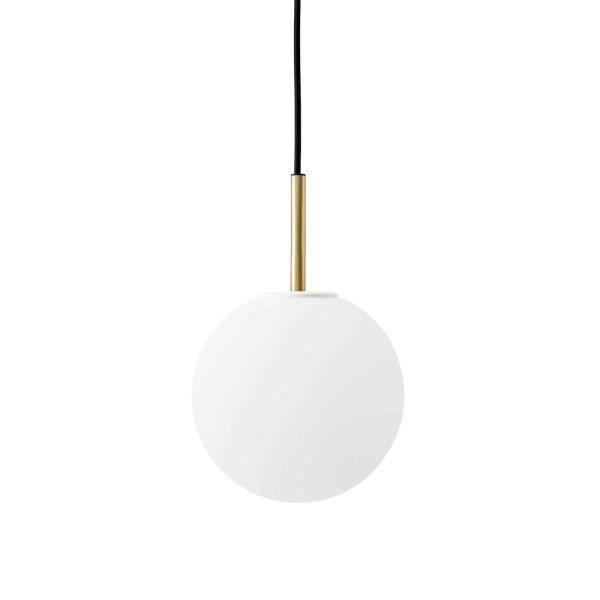 1463689 lampa tr bulb wisząca menu mosiężna z żarówką dtw matową