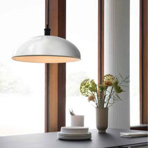 lampa menu hubert duża nad stołem