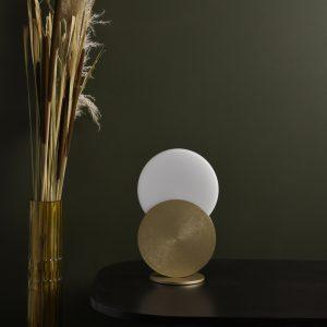 lampa stołowa duo marki eno studio na komodize
