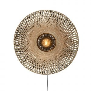 KALIMANTANW15BN lampa ścienna kalimantan M good mojo