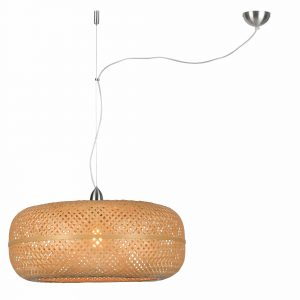 PALAWANH1N lampa wisząca palawan good mojo naturalna