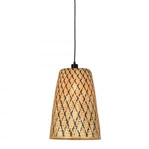 kalimantan-h45-bn lampa wisząca good and mojo bambusowa