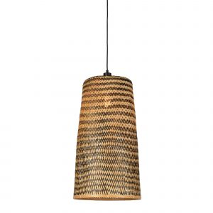 kalimantan-h65-bn wysoka lampa bambusowa good and mojo