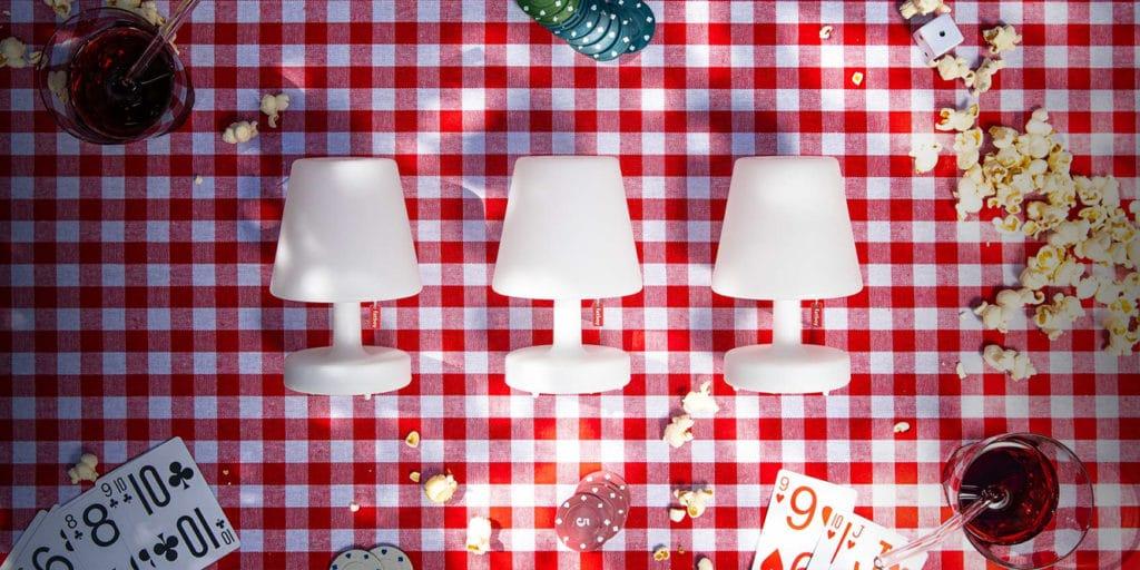 lampki przenośne edison the mini